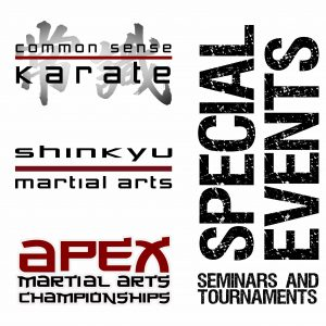Special events - Seminars and Tournaments
